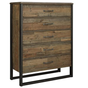 Ashley Sommerford 5 Drawer Chest