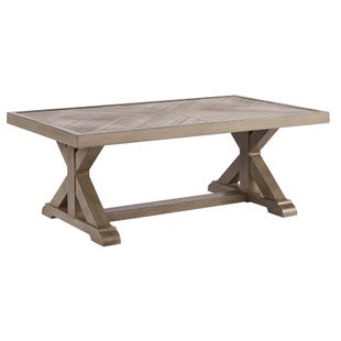 Bonita Outdoor Rectangular Cocktail Table