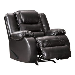 Vacherie Rocker Recliner Black
