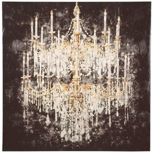 Ashley Chandelier Gallery Canvas