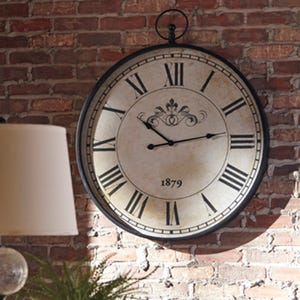 Ashley Roman Numeral Antique Clock