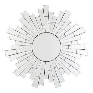 Mosaic Radiance Wall Mirror