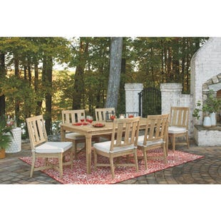 Clare View Outdoor 7 Piece Dining Set