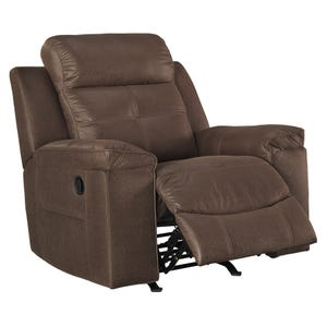 Ashley Jesolo Brown Rocker Recliner