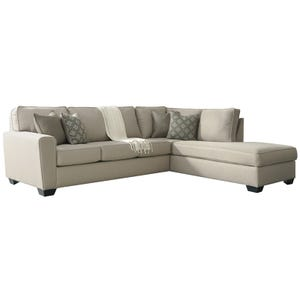 Ashley Calicho Cream Sectional