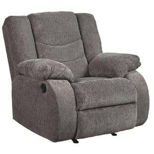 Tulen Rocker Recliner Gray