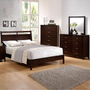 Ian Queen Bedroom Set