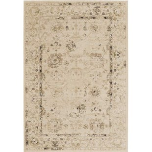 Quarry Distressed Sand 5x8 Rug