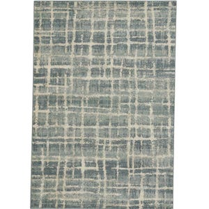 Beckett Mirage 440 Blue 5x8 Rug