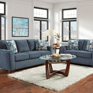 Fabric Sofas | Leather Sofas | Loveseats | Weekends Only Furniture