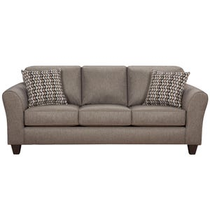 Structure Granite Gray Sofa
