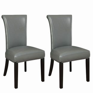 Coaster Storm Set of 2 Leatherette Chairs