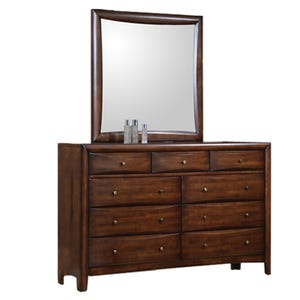Harrison 2 Piece Dresser and Mirror