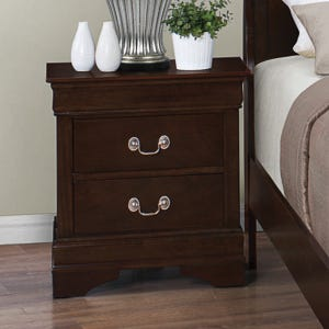 Louis Phillipe Nightstand
