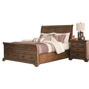 Elk Grove Queen Storage Bed