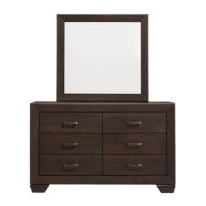 Fenbrook Dresser and Mirror