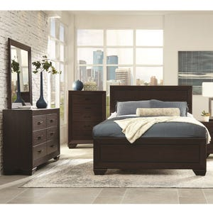 Fenbrook King  Bedroom Set