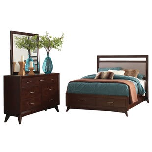 Carrington Queen Storage Bedroom Set