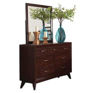 Carrington Dresser and Mirror