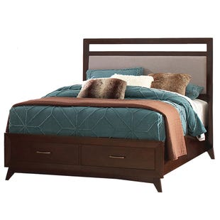 Carrington Queen Storage Bed