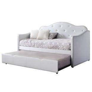 Pearlescent Glam Day Bed & Trundle