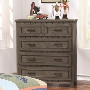Napoleon 5 Drawer Chest