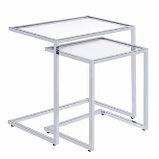 Harlow Glam Nesting Tables