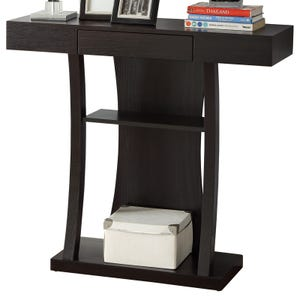 Starla Modern Console Table with Drawer