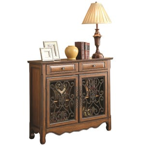 Cooper Accent Chest with 2 Doors and 2 Drawers