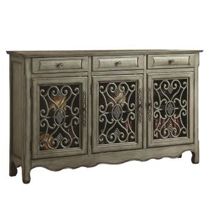 Anderson Accent Console with 3 Doors and 2 Drawers
