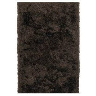 5x8 Impact Shag Rug Chocolate Brown