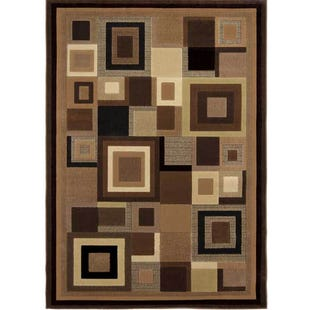 Catalina Blocks 5x7 Rug