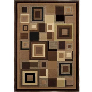 Catalina Blocks 8x10 Rug