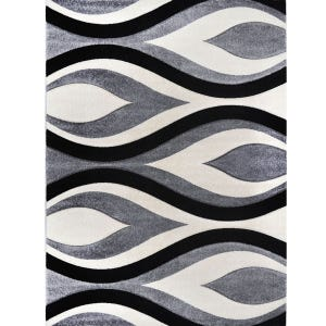 Sumatra Diamonds 5x8 Area Rug
