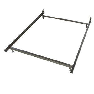 Metal Twin and Full Low Profile Bed Frame
