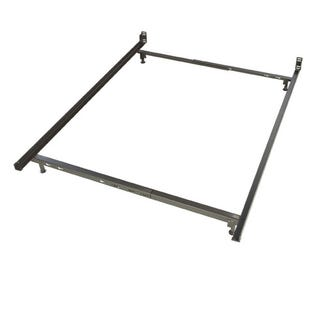 Twin/Full Bolt on Bed Frame With Glides