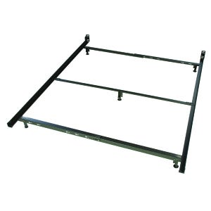 Low Profile Queen Bed Frame