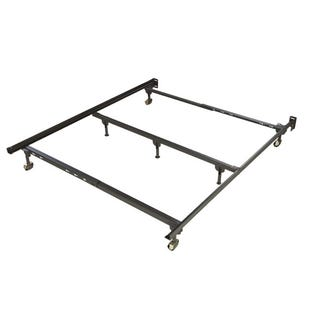 Queen Bed Frame With Rollers
