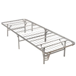 Space Saver Twin Platform Frame