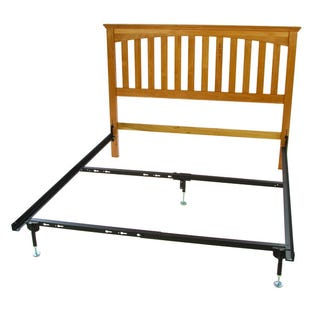 Steel Rail System for Queen Beds