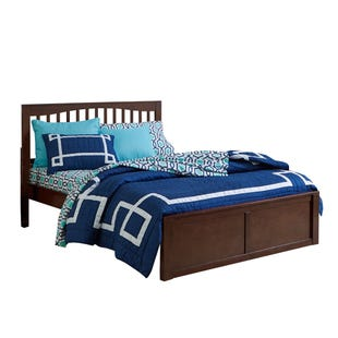 Pulse Chocolate Full Mission Bed