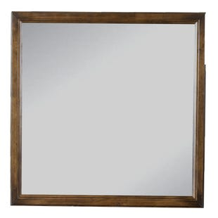 Dawson's Ridge Brown Dresser Mirror