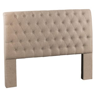 Napelton Dove Gray Queen Headboard