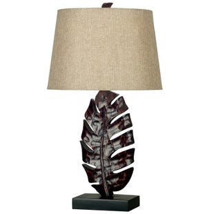 Frond Table Lamp