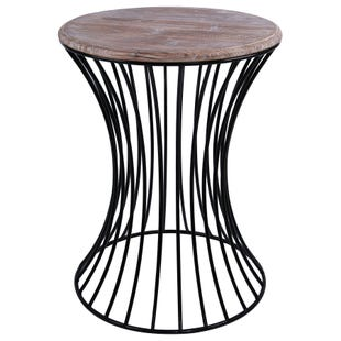 Cobi Industrial Side Table
