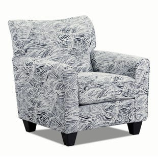 Lane Bazaar Onyx Accent Chair
