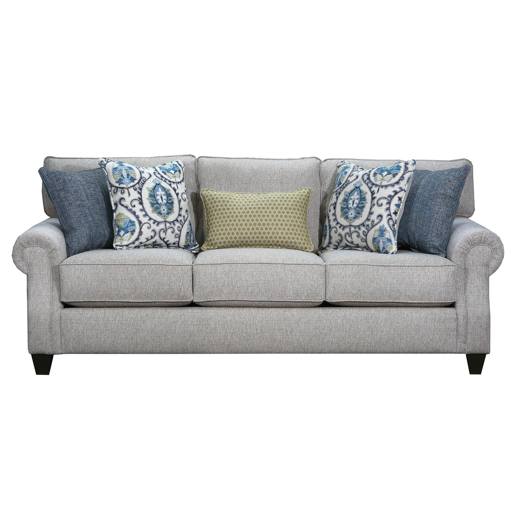 Lane Furniture Nora Cream Chenille Sofa