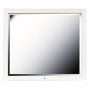 Bella White Mirror with LED Lights