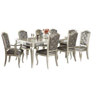 Diva 9 Piece Rectangular Dining Set