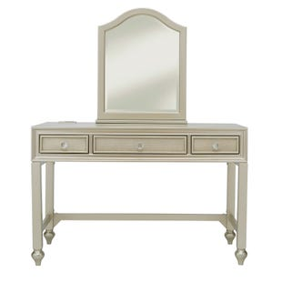 Lil Diva Desk Vanity With Stool
